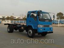 JAC HFC3116KR1Z dump truck chassis