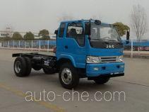 JAC HFC3117KR1Z dump truck chassis