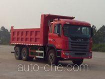 江淮牌HFC3251P1K5E41F型自卸汽车
