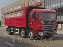 江淮牌HFC3251P3K2D39S3V型自卸汽车
