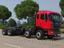 JAC HFC3311P2K4H35S3V dump truck chassis