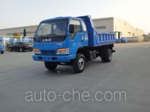 JAC Wuye HFC4010PD9 low-speed dump truck