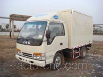 JAC Wuye HFC4015X1 low-speed cargo van truck