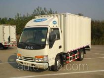 JAC Wuye HFC4015X2 low-speed cargo van truck