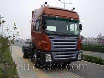 JAC HFC4180K2R1XT container carrier vehicle