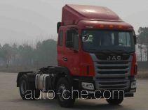 江淮牌HFC4181P1K4A35S5V型牵引汽车