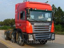 JAC HFC4241P1K4C24XF container carrier vehicle