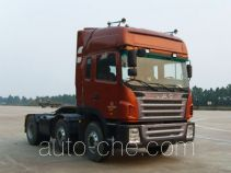 JAC HFC4241P2K4C24XF container carrier vehicle