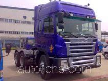 JAC HFC4250K3R1LXT container carrier vehicle