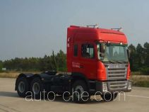 JAC HFC4251P1K5E33QXF container carrier vehicle