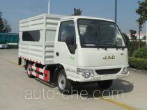 JAC HFC5021CTYVZ автомобиль для перевозки мусорных контейнеров