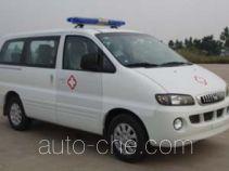 江淮牌HFC5036XJHLF型救护车