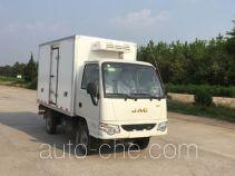 江淮牌HFC5020XLCPW4E1B1D型冷藏车