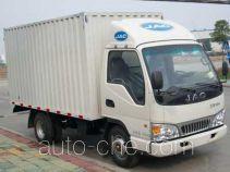 JAC HFC5030XXYP93K1B4 box van truck