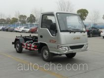 JAC HFC5030ZXXVZ detachable body garbage truck
