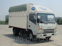 JAC HFC5034CPYL1K1T soft top box van truck