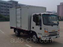 JAC HFC5035XXYP73K1B2D box van truck