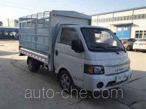 江淮牌HFC5030CCYPV7E1B3V型仓栅式运输车