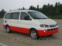 JAC HFC5036XGCLA1 engineering works vehicle