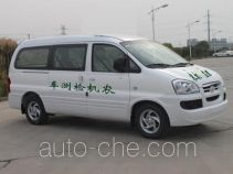 JAC agricultural machinery inspection vehicle