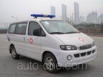 江淮牌HFC5036XJHA1F型救护车