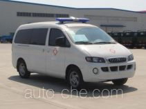 JAC HFC5036XXJLA1F blood plasma transport medical car
