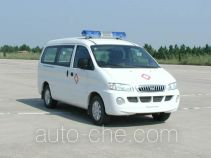 JAC HFC5036XYLLT cold chain vaccine transport medical vehicle