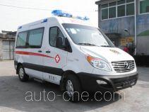 江淮牌HFC5037XJHEMDV型救护车