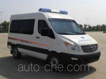 江淮牌HFC5037XJHK1MDF型救护车