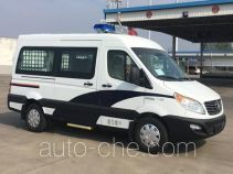 JAC HFC5037XQCEMDV prisoner transport vehicle