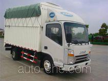 JAC HFC5040CPYP73K1B4 soft top box van truck