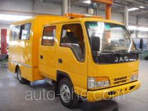JAC HFC5040XGCEVR power engineering works electric vehicle