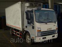 江淮牌HFC5040XLCP73K2C3Z型冷藏车
