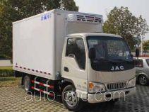江淮牌HFC5040XLCP93K1B4V型冷藏车