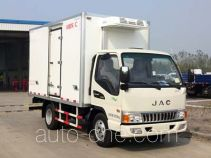 JAC HFC5040XLCP93K9B4 refrigerated truck