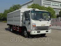 JAC HFC5040XTYVZ герметичный мусоровоз для мусора в контейнерах