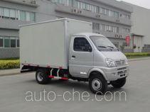 JAC HFC5040XXYKTWZ box van truck