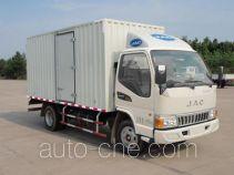 JAC HFC5040XXYP93K2B4V box van truck