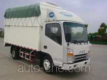 JAC soft top box van truck