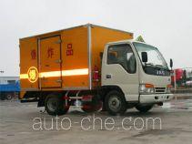 JAC HFC5041XQYK5D explosives transport truck
