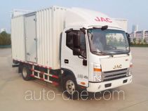 JAC HFC5041XXYP73K2C3V-1 box van truck