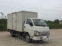 JAC HFC5041XXYPV3K1C1V-1 box van truck