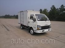 JAC HFC5041XXYPV3K2C2V-1 box van truck