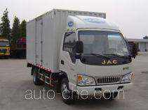 JAC HFC5043XXYP93E1C2 box van truck
