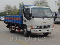 JAC HFC5045TQPZ грузовой автомобиль для перевозки газовых баллонов (баллоновоз)