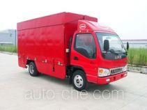 JAC HFC5045XWTK9T mobile stage van truck