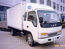 JAC HFC5045XXYK1R1S box van truck