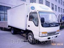 JAC HFC5045XXYK1S box van truck
