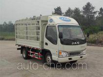 JAC HFC5046CCYP93K1B4 stake truck