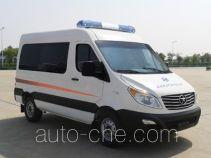 江淮牌HFC5047XJHKMD型救护车